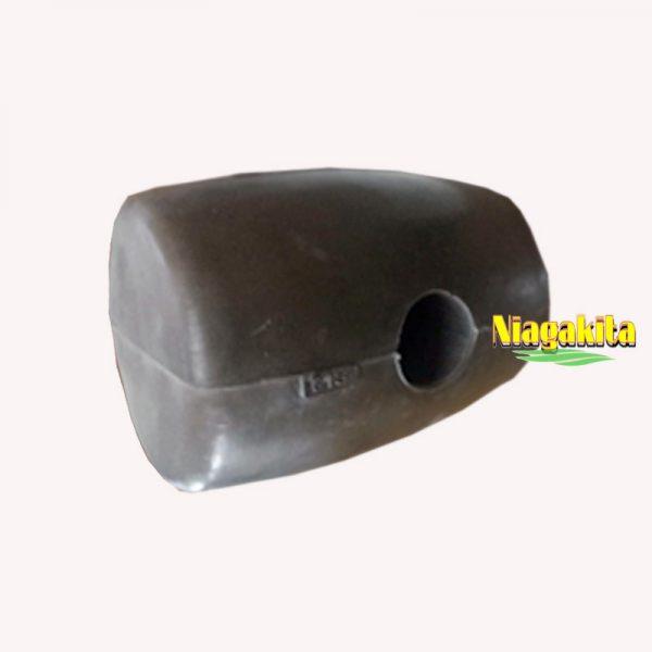 Kepala palu karet 3
