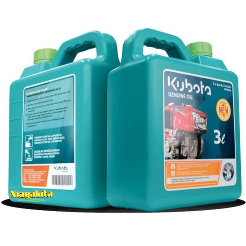 Oli Kubota 3 Liter