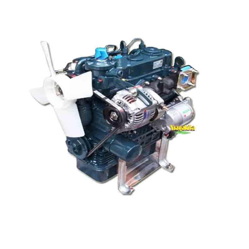 Kubota Diesel D902-E2B-EU-X7