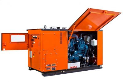 Genset 12.5 KVA Kubota KJT 130 DX | Build Up | 3
