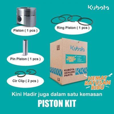 Piston Kit RD 110 DI - 2T 3