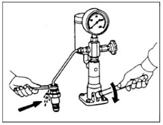 Cara Test Nozzle & Membersihkannya di Mesin Diesel Kubota 1