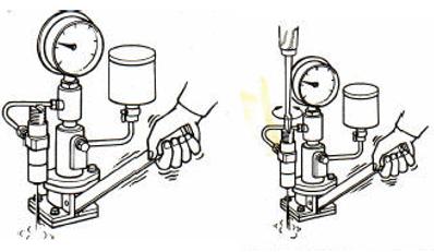 Cara Test Nozzle & Membersihkannya di Mesin Diesel Kubota 3