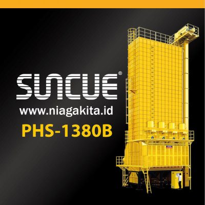 Mesin Pengering Padi - Jagung - Gandum Suncue PHS 1380B 3