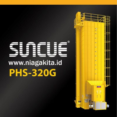 Mesin Pengering Padi - Jagung - Gandum Suncue PHS 320G 3