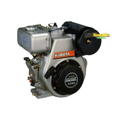 Mesin Diesel Kubota AC 60-D1-Q 3